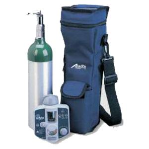 Mochila de Oxígeno Gaseoso de 415 litros (ultraliviano)